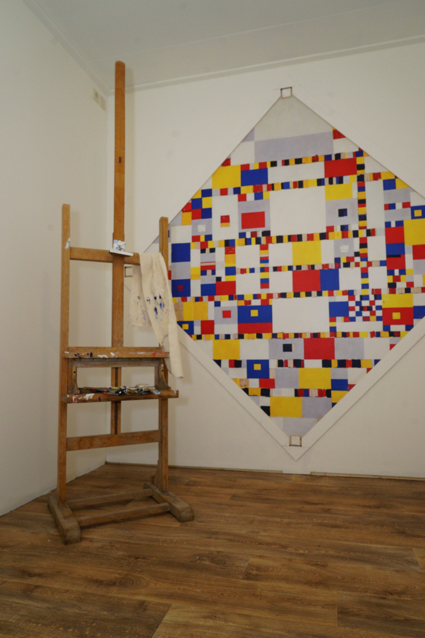 Escape Room: The Secret of Mondriaan